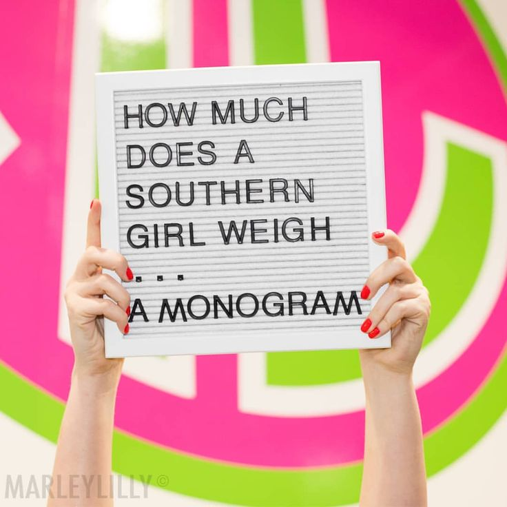 Pin by Antonia Coffelt on M is for Monogram. Southern