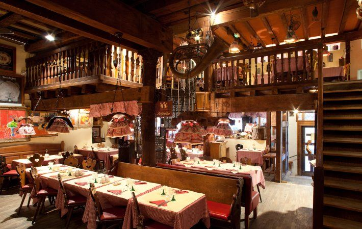 рестораны Страсбурга