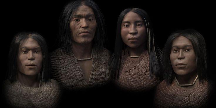 Deze 4000 jaar oude, welgestelde familie komt weer tot leven