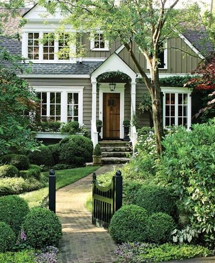 Creating Curb Appeal - Tips & Advice My Soulful Home