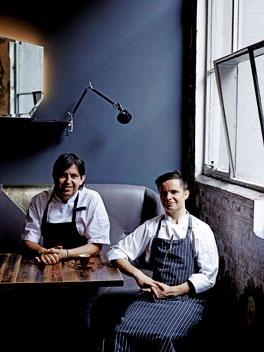 Cumulus Up, Melbourne restaurant review