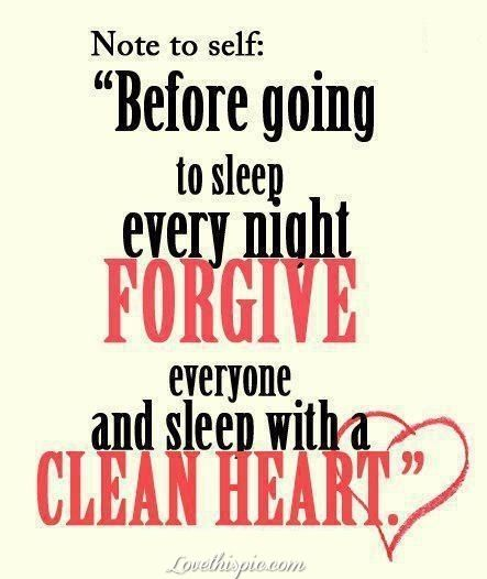 ♥*☆ FORGIVE ~ Absolutely!! ♥*☆