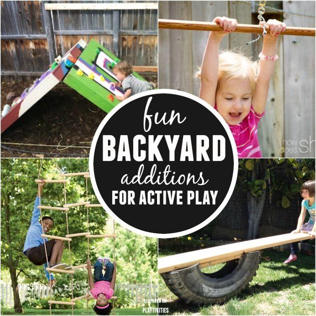 Backyard Fun For Kids