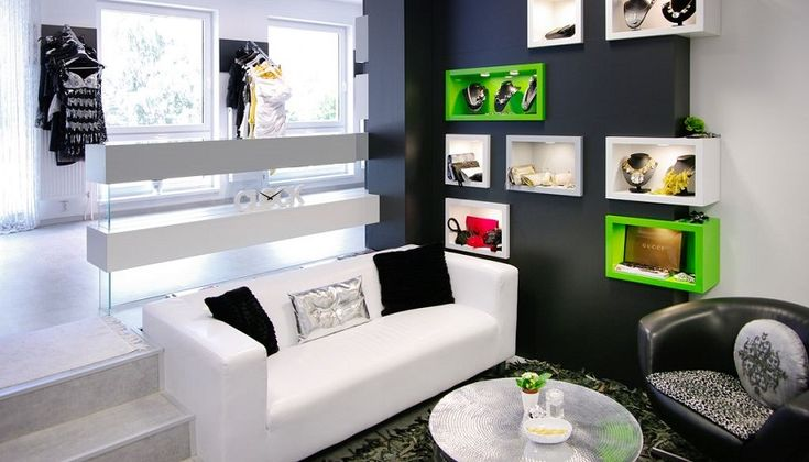 showroom modern design