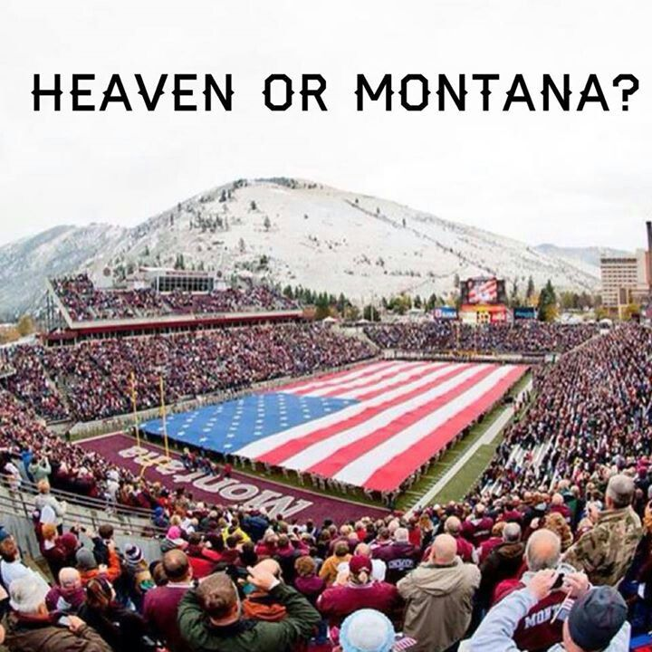 Grizzly Stadium  Missoula Mt