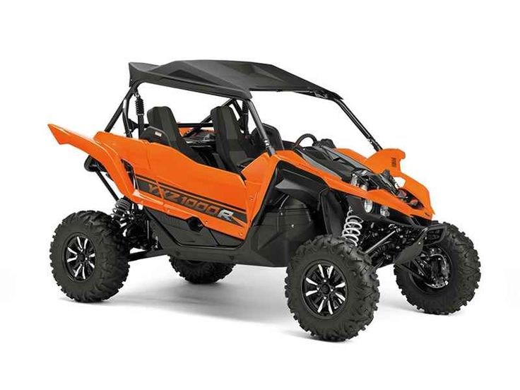 New 2016 Yamaha YXZ1000R Blaze Orange/Black ATVs For Sale in New Jersey. 2016 Yamaha YXZ1000R Blaze Orange/Black, Price includes all current rebates. Doc, freight, prep, motor vehicle and NJ sales tax are extra. THE WORLD'S FIRST PURE SPORT SIDE BY SIDE The all-new YXZ1000R. A sport 3-clyinder engine and class-defining 5-speed sequential shift transmission. Welcome to the ultimate pure sport SxS experience. Available from December 2015