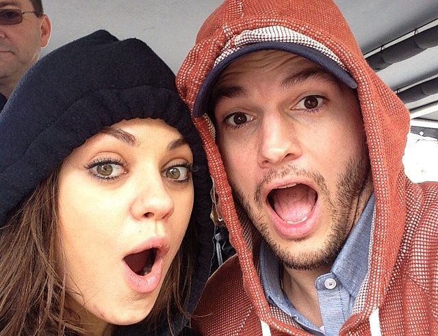 Mila Kunis And Ashton Kutcher are expecting another little addition to their perfect family!