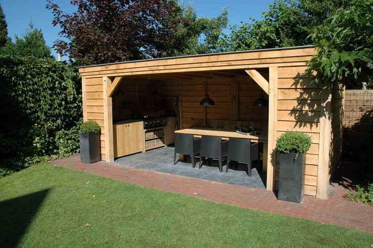 1000 images about overkapping on pinterest outdoor for Terrace shed ideas