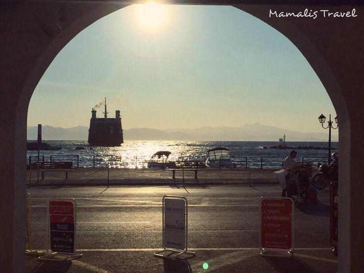 #Rafina port#AikateriniP#FastFerries