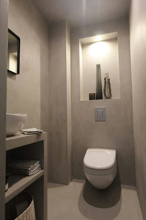 Toilet van Betoncire