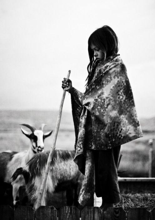 whoa: Goats Herder, Country Girls, Goats Herding, Black White, Goats Girls, People, Culture, Photography Kids, Beautiful Capture