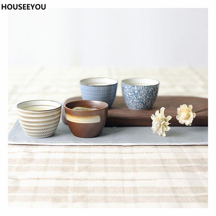 Jp keramische kom servies thee kopjes fruit gerechten schotel rijst soep salade platen saus kom AliExpress 7.5x5.5H $11.71
