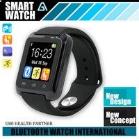 New Version Touch ScreenU80 Bluetooth Smartwatches Sport Intelligent Watches For iPhone Samsung Android similar U8 Wrist watch