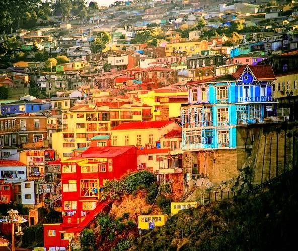 Valparaiso :)