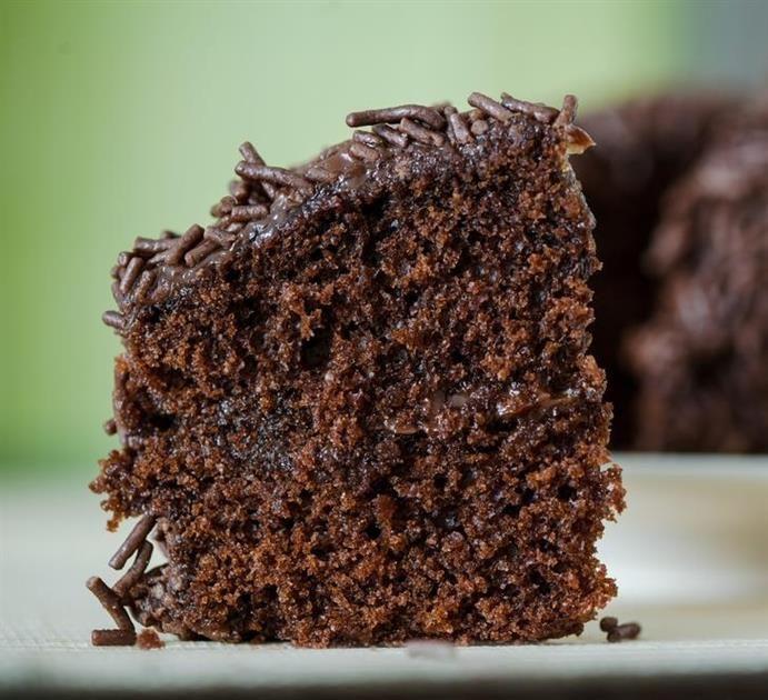 Bolo De Chocolate Com Coco Sem Gluten Ana Maria Braga Com
