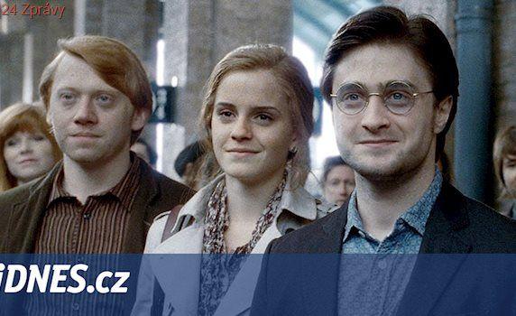 Rowlingová na Potterovi stále bohatne. Na podzim vyjdou dvě nové knihy