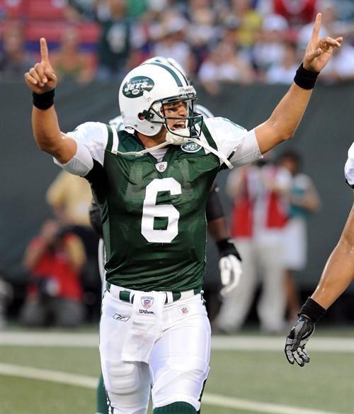 Mark Sanchez #6 QB New York Jets