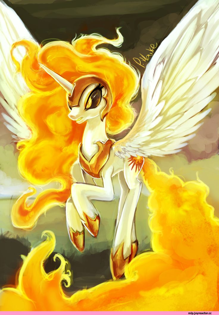Princess celestia my little pony solar flare mlp art my - Princesse poney ...