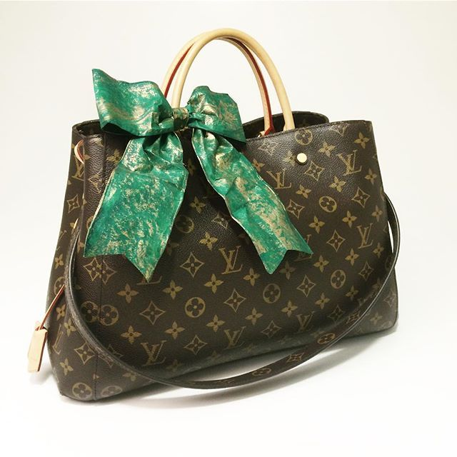 Louis Vuitton Montaigne GM Monogram. CBL Bags