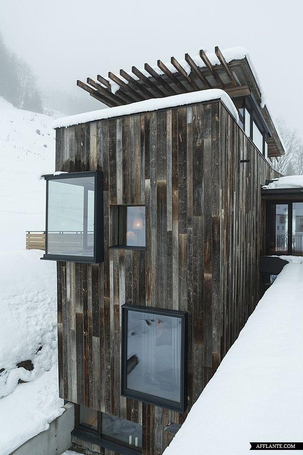 Hotel Wiesergut in Hinterglemm, Austria // Gogl Architekten | Afflante.com