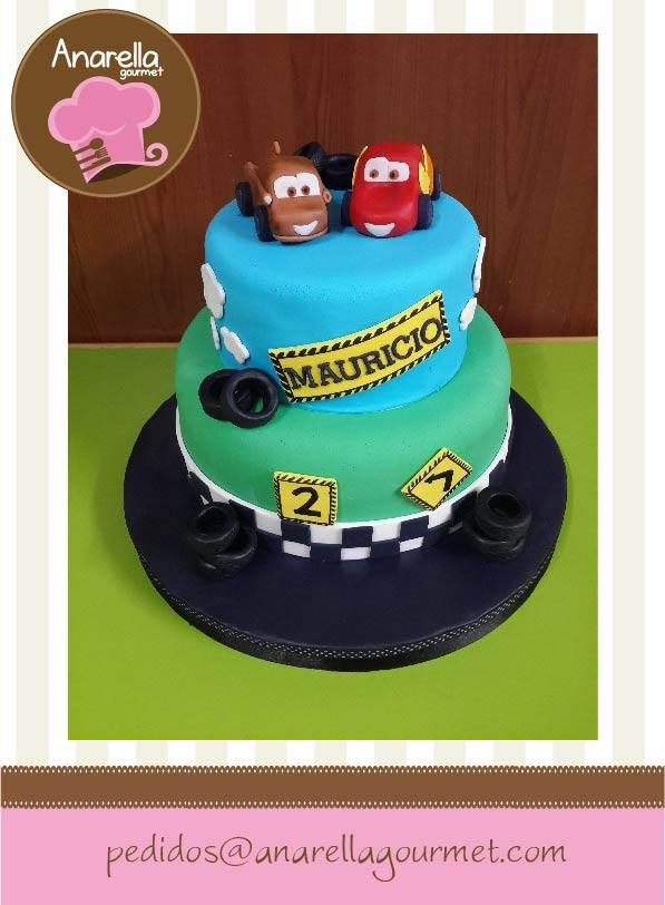 Rayo McQueen y Mate hechos en pura azúcar para el cumpleaños número 2 de Mauricio!!! #LightingMcQueen #Mate #Cars #fondant https://www.facebook.com/photo.php?fbid=599497866754040&set=a.341607735876389.67998.230691146968049&type=3&src=https%3A%2F%2Fscontent-a-mia.xx.fbcdn.net%2Fhphotos-frc3%2Ft1.0-9%2F1454583_599497866754040_1847833306_n.jpg&size=597%2C812