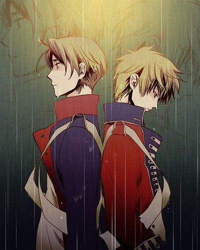 Hetalia: Revolutionary War