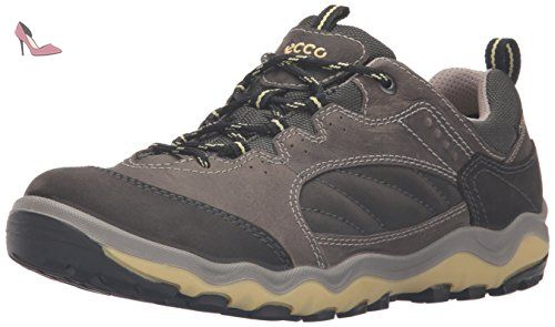 Ecco Ulterra, Chaussures de Trekking et Randonn&Eacutee Femme, Marron (Dark Shadow/POPCORN59515), 39 EU - Chaussures ecco (*Partner-Link)