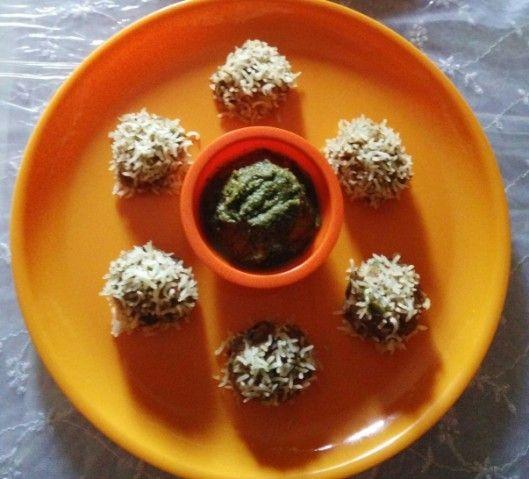 Rice flower Recipe by Geeta Biswas on Plattershare
