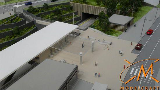 1:250 Marketing Model by Modelcraft (NSW) Pty Ltd