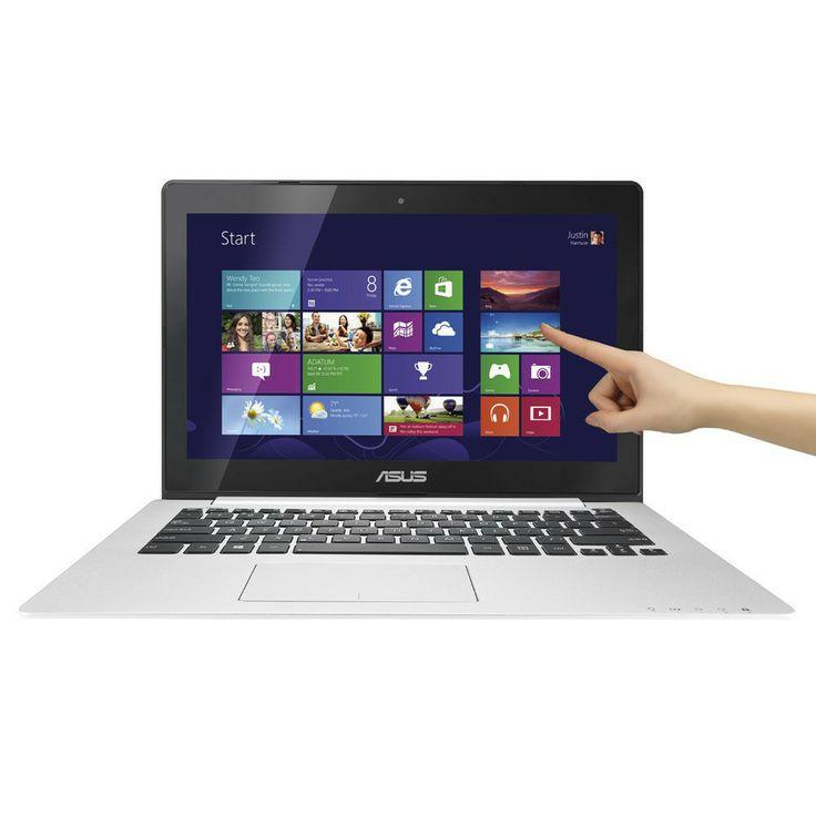 Buy Repair Asus VivoBook S300CA-C1060H (Intel Core i3-2365 / 4 GB RAM / 500 GB / 13.3 inch / Win 8 / Graph) (Black)