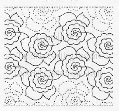 25+ best Machine quilting patterns ideas on Pinterest Machine quilting designs, Machine ...