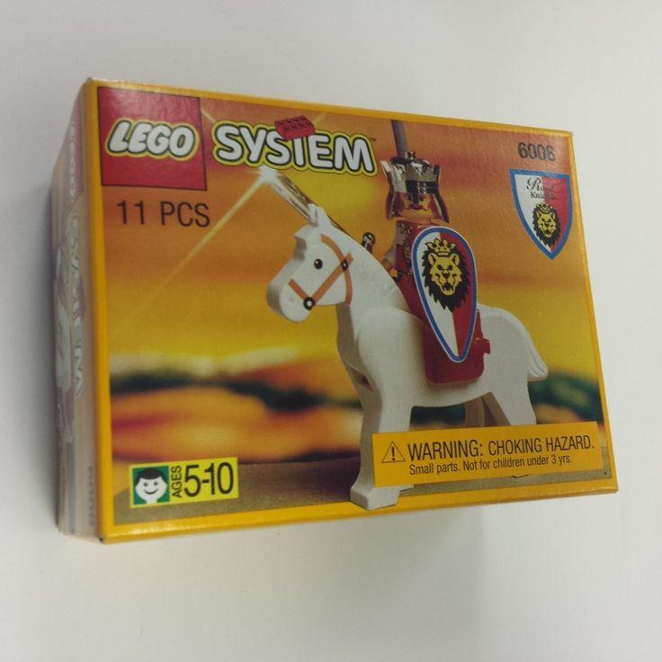 LEGO System 6008 Royal King