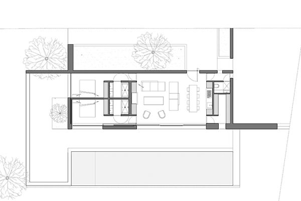 S House @ Cap D'Antibes, France _ Nicolas Schuybroek Architects