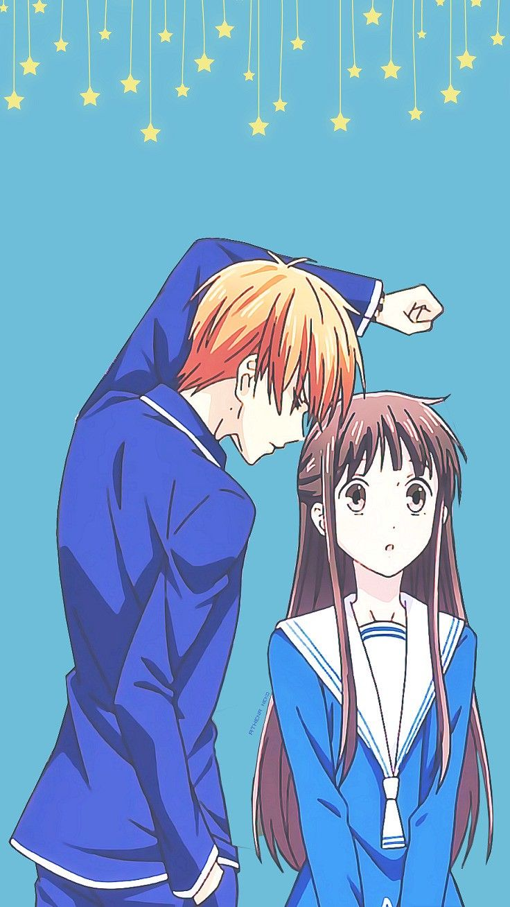 Pin by Gabriela Pirvu on Anime in 2020 Fruits basket