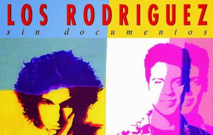 """""""Sin Documentos"""" de Los Rodríguez se reedita 20 años después."""