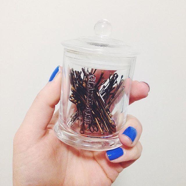 Mini reuse inspiration from @kitschsnitch #reuseglasshousef
