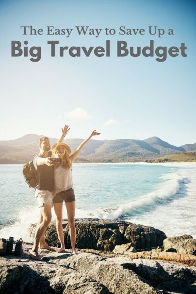 The Easy Way to Save Up a Big Travel Budget | Best Personal Finance Tips | How To  Save | How To Save Up To Travel Long Term | Gap Year Travel Advice |