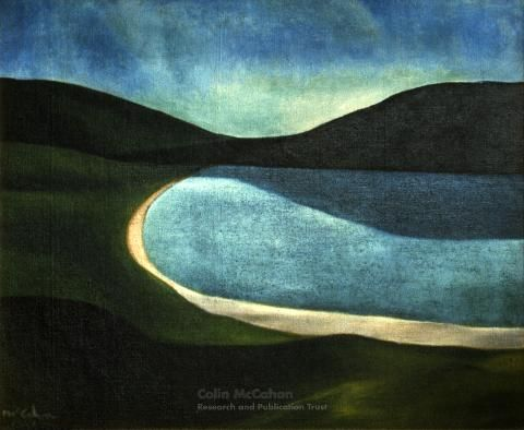 colin mccahon  makes me miss home