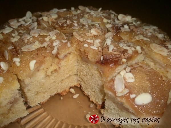 Η μηλόπιτα της μαμάς #sintagespareas