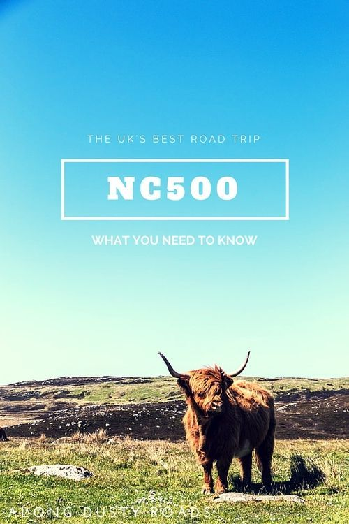 Planning on taking on one of Europe's best road trips? Then you need to read this post full of insider trips and practical information before you drive Scotland's North Coast 500. Click on the pin to discover the full article.