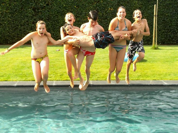 Christian Vermaesen #FUNNY in een Leisure Pools