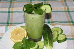 Uhorkové smoothie