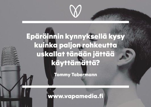 Tommy Tabermann quote