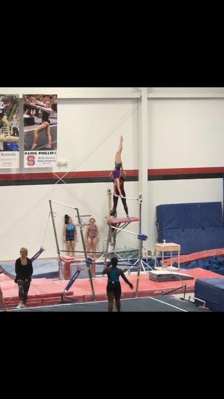 vault gymnastics gif. Gymnastics, Physical Exercise, Calisthenics Vault Gymnastics Gif