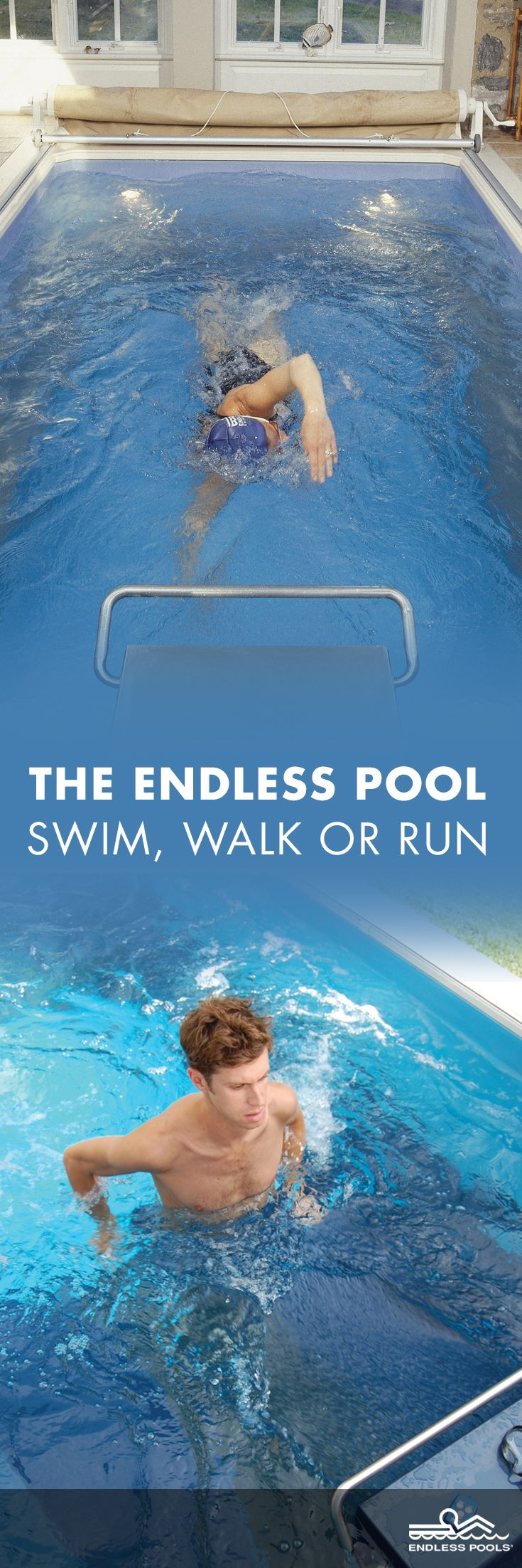 459 Best Images About Endless Pools On Pinterest Swim Endless Pools And Pools