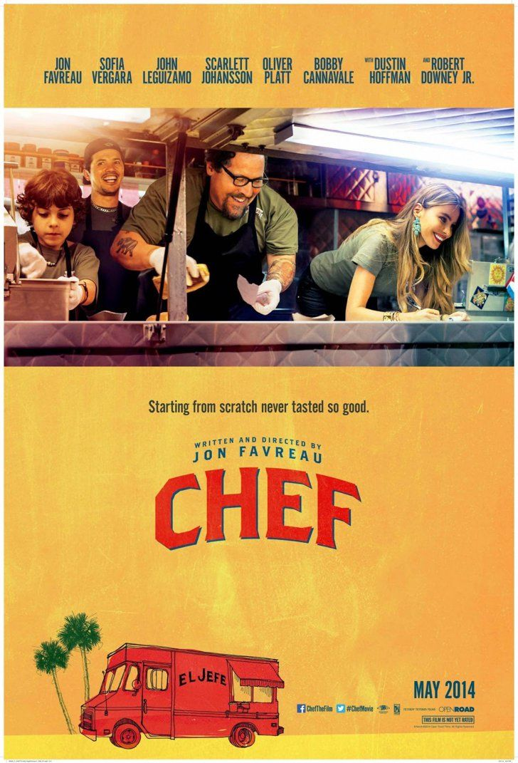 Pin for Later: The 9 Essential Culinary-Centric TV Shows and Movies on Netflix Right Now Chef