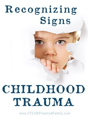 Recognizing the signs of childhood trauma disorders can be tricky, mental health can be hard to pinpoint. Learn the signs of childhood trauma issues to determine if you need professional help and have the tools you need to advocate for your child.