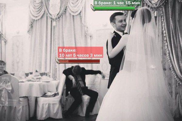 Из просторов ВК свадьба, пьяный, лимит, продолжение темы