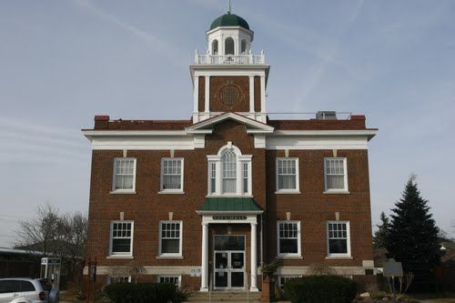 Town Hall Strathroy-Caradoc, Middlesex, Ontario