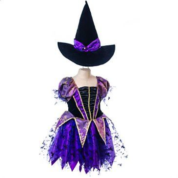 Toddler Purple Witch Costume //shop.crackerbarrel.com/Toddler-. Witch CostumesHalloween ...  sc 1 st  Pinterest & 47 best Halloween costumes images on Pinterest | Artistic make up ...